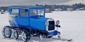 Dünyadaki en tuhaf araçlar
