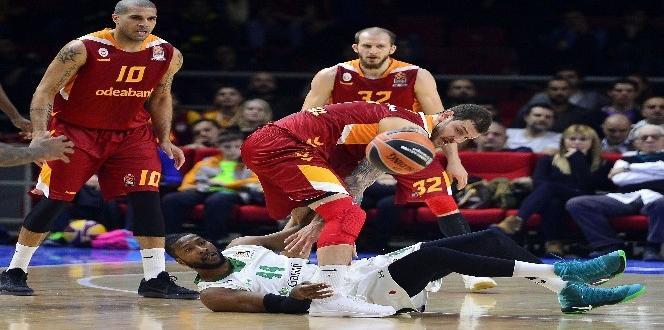Euroleague'de Galatasaray, Daçka'ya karşı