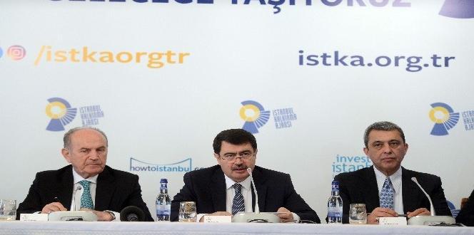 İSTKA, İstanbul'u geleceğe taşıyacak projeleri açıkladı