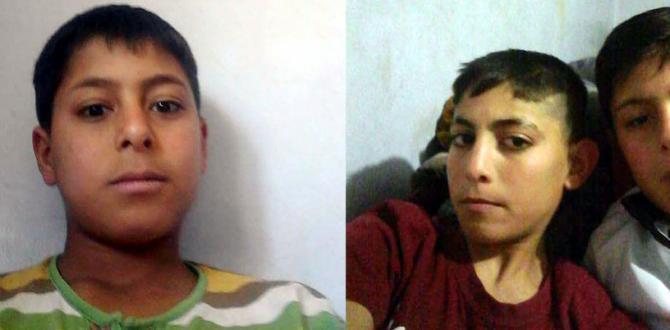 Şanlıurfa da facia 3 çocuk öldü