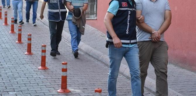 31 İlde Yürütülen FETÖ Operasyonlarında Gözaltı Sayısı Artıyor