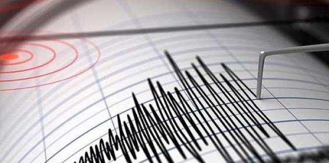Akdeniz'de 4 büyüklüğünde deprem Son depremler