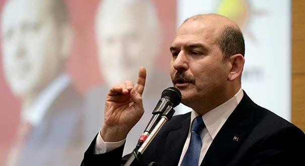 İçişleri Bakanı Süleyman Soylu'dan CHP'li Tezcan'ın sözlerine sert tepki