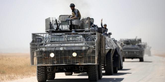 Irak ordusu Kerkük harekâtını başlattı