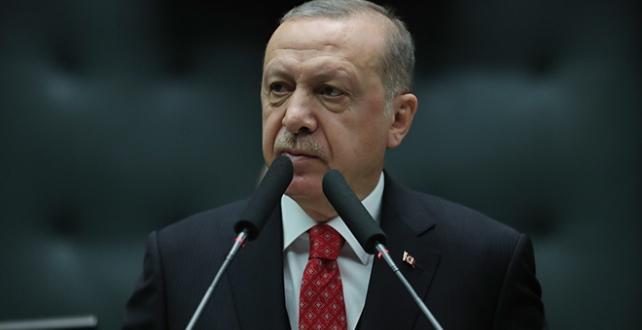 Cumhurbaşkanı ve AK Parti Genel Başkanı Erdoğan, partisinin TBMM Grup Toplantısı'nda konuştu