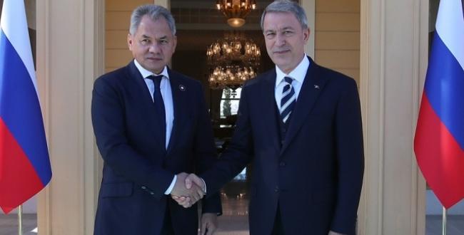 Rusya Savunma Bakanı Sergey Şoygu, Akar'ın davetlisi olarak bugün Ankara'ya gelecek