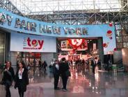 Uluslararası New York Oyuncak Fuarı ziyarete açıldı