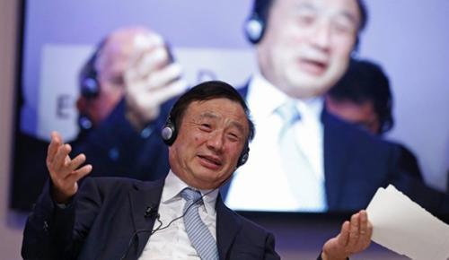 Zhengfei, ABD'nin yaptırımlarla kendilerini baskı altına alabilmesinin mümkün olmadığını söyledi