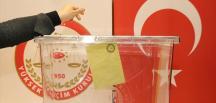 Siyasi partiler, aday listelerini bugün saat 17.00'ye kadar seçim kurullarına bildirecek