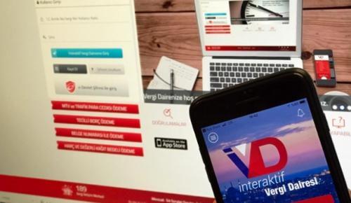 İnteraktif Vergi Dairesi'ne 5 yeni hizmet ilave edildi