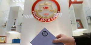 Siyasi Partilerin  kesin aday listeleri seçim kurullarına teslim edildi