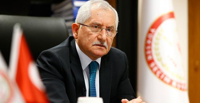 YSK Başkanı Sadi Güven, kesin aday listelerinin 3 Mart'ta açıklanacağını belirtti