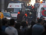 İstanbul Büyükçekmece'de bir binada meydana gelen patlamada bir kişi  Ölü