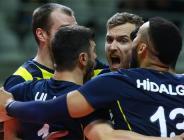 Fenerbahçe, Ziraat Bankası'nı 3-1 yendi