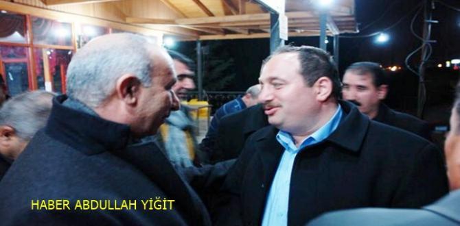 """AK Parti Viranşehir Belediye Başkan Adayı Ekinci,Muhtarlara; """"Ortak akıl ve işbirliğiyle çalışalım"""""""