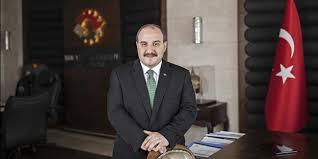 """Bakan Varank, """"Türkiye Uzay Ajansı ile havacılık ve uzay teknolojileri alanında stratejik adımlar atacağız"""