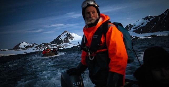 Antarktika`daki Türk ekibi, 9 ülkenin araştırma üslerini ziyaret etti