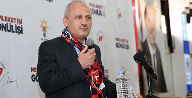 Ulaştırma ve Altyapı Bakanı Mehmet Cahit Turhan, 5G'ye birçok ülkeden önce geçileceğini beliryecek