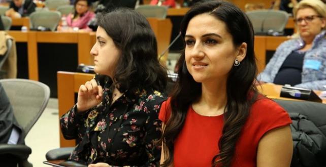 Dilek Livaneli, Avrupa Uluslararası Kadınların Liderliği Ödülü'ne layık görüldü