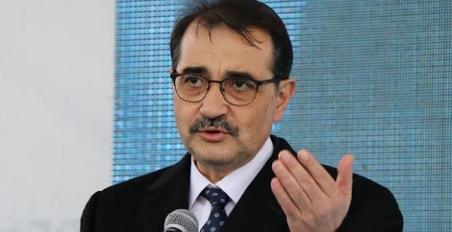 Enerji ve Tabii Kaynaklar Bakanı Dönmez, doğal gaz kullanan nüfusun 50 milyona ulaştı
