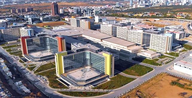 Avrupa'nın en büyük, 3. büyük hastanesi olan Ankara Şehir Hastanesi resmen açıldı