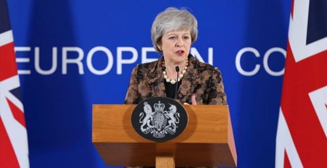İngiltere Başbakanı May, AB'den ayrılık konusunda Brexit'in uzun süreli ertelenmesinin gerekebileceğini söyledi