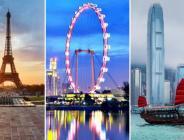 Paris, Hong Kong ve Singapur dünyanın en pahalı şehirleri listesinde ilk üç sırada yer aldı