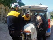 """Suriye'deki  Esed rejiminin """"İdlib saldırılarda 2'si çocuk, 3 sivil hayatını kaybetti"""