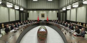 Milli Güvenlik Kurulu toplantısı Cumhurbaşkanlığı Külliyesi'nde başladı