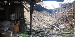 Bakan Kurum,Acıpayam'daki depremde 7'si yıkık toplamda 278 binada hasar tespit çalışması yapıldığını açıkladı
