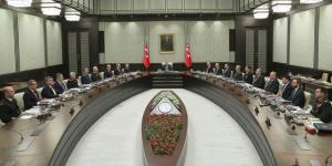 Milli Güvenlik Kurulu sonrası açıklanan MGK bildirisi