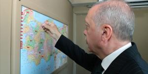 Cumhurbaşkanı  Recep Tayyip Erdoğan,  41 günde 44 il ve 14 ilçede düzenlenen mitinglerde vatandaşlara hitap etti
