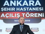 """Cumhurbaşkanı Recep Tayyip Erdoğan, """"Hemşirelerimizin de 3600 ek gösterge meselesini söz verdiğimiz şekilde çözeceğiz"""