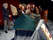 Oyuncu Ümit Yesin, Ümraniye Ihlamurkuyu Mezarlığı'nda toprağa verildi