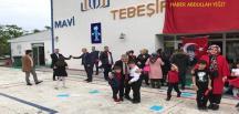 Giresun Özel Mavi Tebeşir Okullarında 23 Nisan Çoşkusu