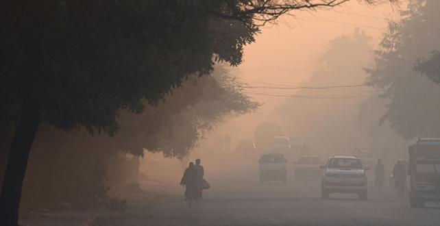 Hindistan'da hava kirliliğinin yol açtığı hastalıklar nedeniyle 2017'de 1,2 milyon kişi yaşamını yitirdi