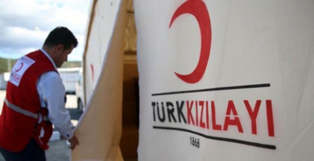 Türk Kızılay, kuruluşundan bu yana 151 ülkede ihtiyaç sahiplerine şefkat elini uzattı