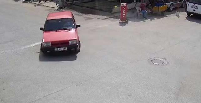 Bilecik'te drift yapan ehliyetsiz sürücüye 10 bin lira para cezası kesildi