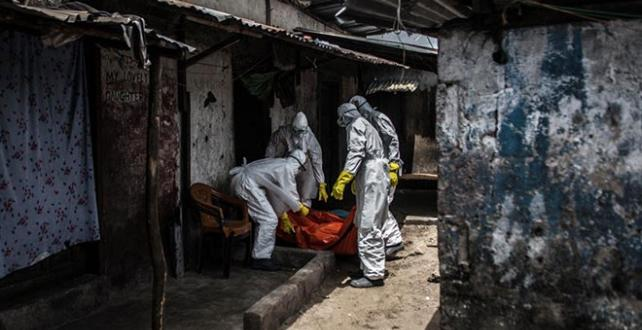 Kongo Demokratik Cumhuriyeti'nde Ebola salgınında, 43 Kişi öldü