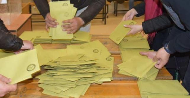 İstanbul'un Maltepe ilçesinde 1. ve 2. seçim kurullarınca, tüm sayımların oy çokluğuyla iptaline karar verildi