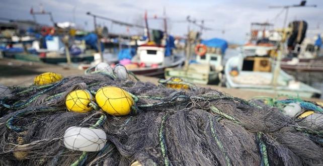 """Vira Bismillah"""" diyerek denizlere açılan balıkçılar av sezonunu kapattı"""