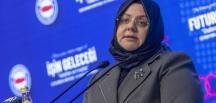 """Aile, Çalışma ve Sosyal Hizmetler Bakanı Selçuk, """"Kıdem tazminatı Açıklaması"""