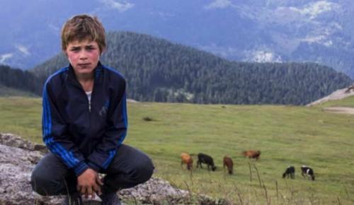 Şehit düşen 15 yaşındaki Eren Bülbül, 23 Nisan'da unutulmadı