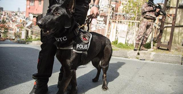 """İstanbul Şişli'de düzenlenen """"15 Temmuz Şehidi Fahrettin Yavuz"""" isimli uyuşturucu operasyonu"""