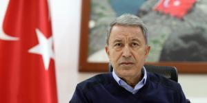 Bakan Akar, yeni askerlik sistemiyle ilgili düzenlemenin çok kısa zamanda Cumhurbaşkanı Erdoğan'a sunulacağız