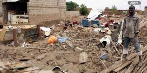 Uganda'nın Buyende bölgesinde  Şiddetli yağışlardan dolayı 20 ölü