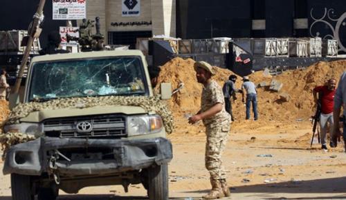 Kahire'deki Libya zirvesinde derhal şartsız ateşkes ilanı