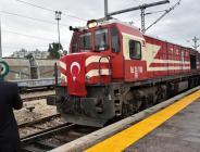 Bakan Turhan, Bakü-Tiflis-Kars Demiryolu hattında işletilecek yük vagonlarını Türkiye ve Azerbaycan'ın ortak üreteceğini açıkladı