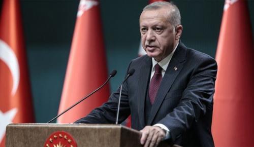 """Cumhurbaşkanı Erdoğan, 1915 olaylarıyla ilgili, """"Amacı hakikati bulmak olan herkese arşivlerimizin kapıları sonuna kadar açıktır"""
