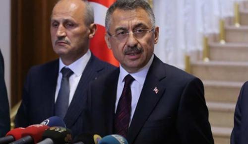 """Cumhurbaşkanı Yardımcısı Oktay, Türkiye'nin engelleri kaldırmada """"en reformcu ülke"""" olduğunu belirtterek"""